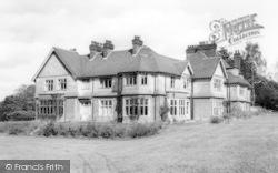 Chelsworth, Chelsworth Hall c.1960