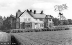 Chelsworth, Chelsworth Hall c.1965