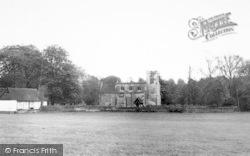 Chelsworth, The Church c.1965