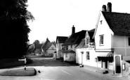 Chelsworth, the Peacock Inn c1960