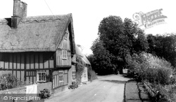 Chelsworth, The Village c.1960