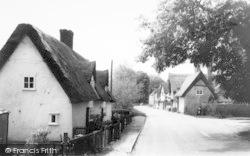 Chelsworth, The Village c.1965
