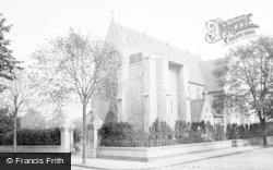 Cheltenham, All Saints Church 1912