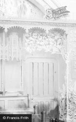 Cheltenham, Chapel Interior And Myers Memorial 1907