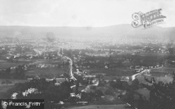 Cheltenham, From The Hills 1901