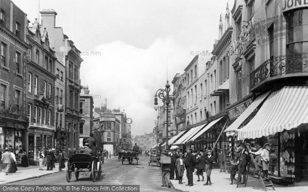 Cheltenham, High Street 1901
