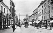 Cheltenham, High Street 1906