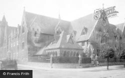 Cheltenham, Ladies College 1912