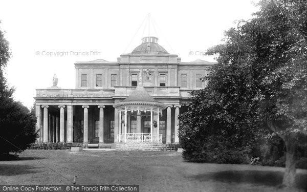 Cheltenham, Pittville Pump Room 1901