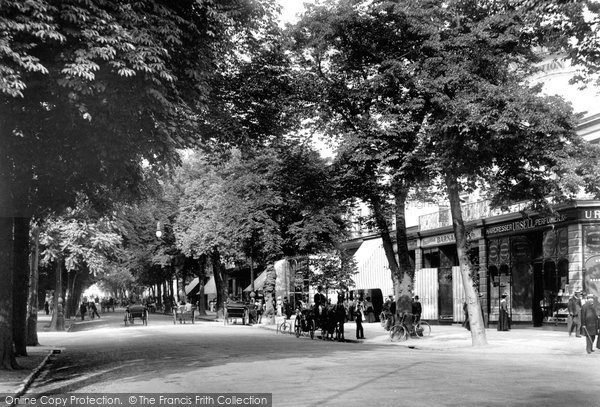 Cheltenham, Promenade 1901
