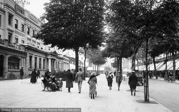 Photo of Cheltenham, Promenade 1923