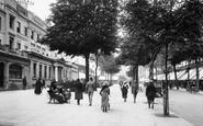 Cheltenham, Promenade 1923