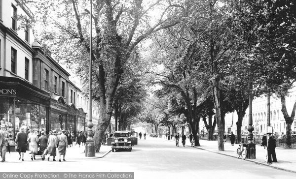 Photo of Cheltenham, Promenade 1931