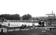 Cheltenham, the Lido 1937