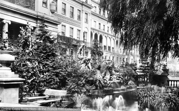 Cheltenham, the Promenade 1901