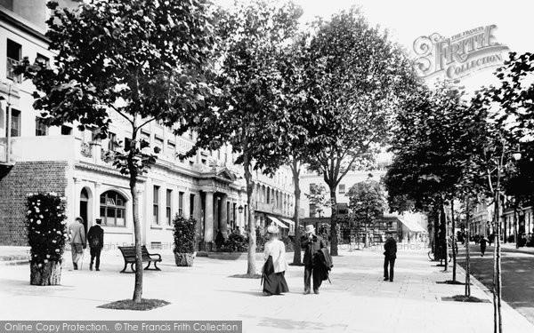 Cheltenham, the Promenade 1907
