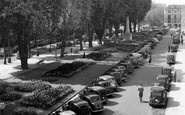 Cheltenham, the Promenade c1945
