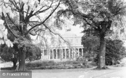 Cheltenham, The Pump House, Pittville Garden c.1950
