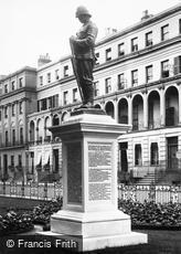Cheltenham, the South Africa Memorial 1907