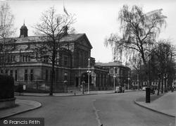 Cheltenham, The Town Hall 1939