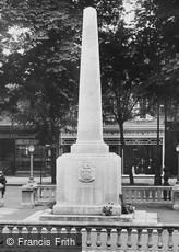 Cheltenham, War Memorial 1923