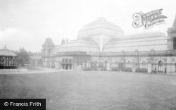 Cheltenham, Winter Gardens 1923