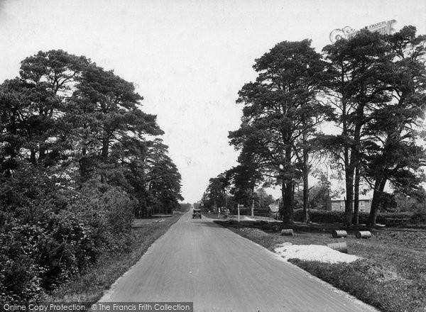 Photo of Chelwood Gate, 1927