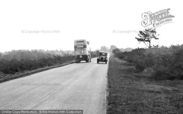 Chelwood Gate, 1935