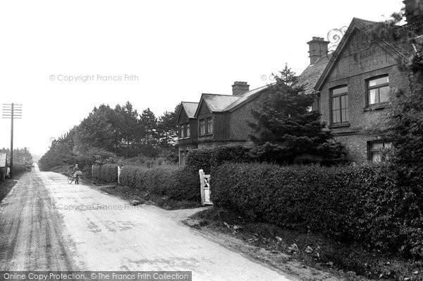 Chelwood Gate, Ashdown Forest, Beaconsfield Road 1928