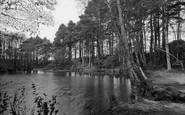 Chelwood Gate, Beacon Lake 1935