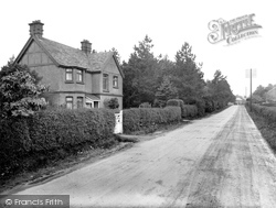 Chelwood Gate, Beaconsfield Road 1928