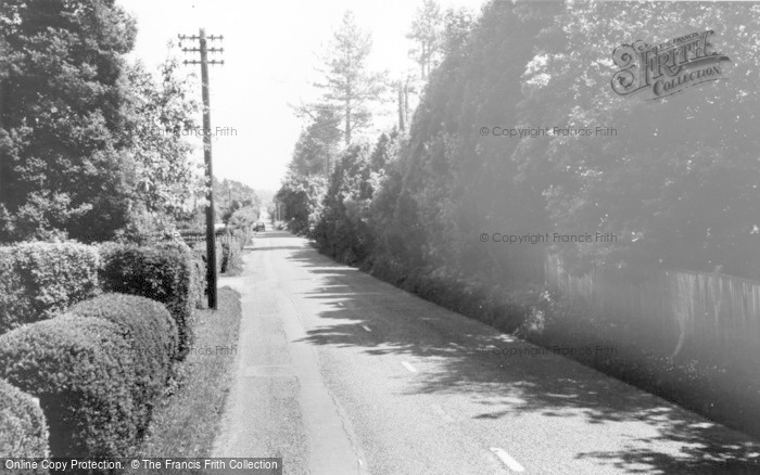 Photo of Chelwood Gate, Beaconsfield Road 1964