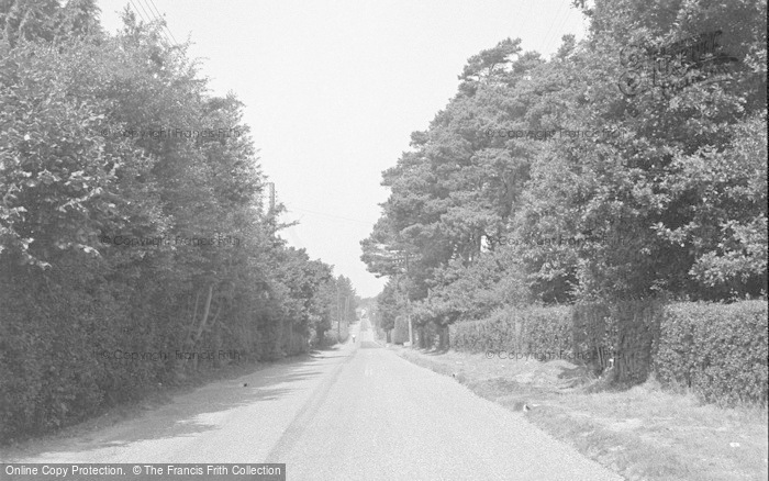 Photo of Chelwood Gate, Beaconsfield Road c.1950