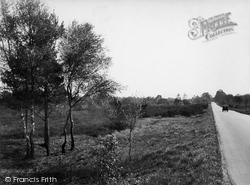 Chelwood Gate, Brighton Road 1935