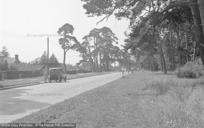 Photo of Chelwood Gate, c.1950