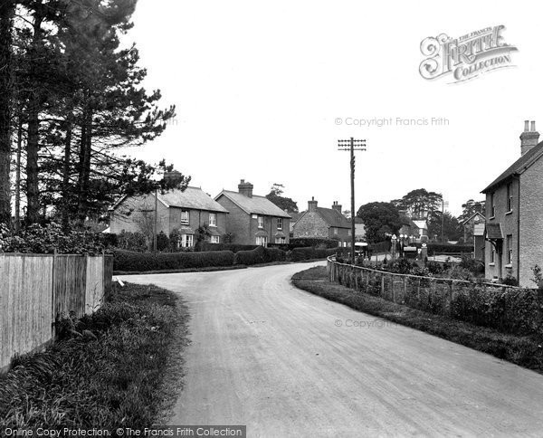 Chelwood Gate, from Beaconsfield Road 1930