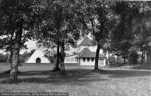 Chelwood Gate, Isle Of Thorns Camp c1955