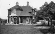 Chelwood Gate, Ladys Wood 1928