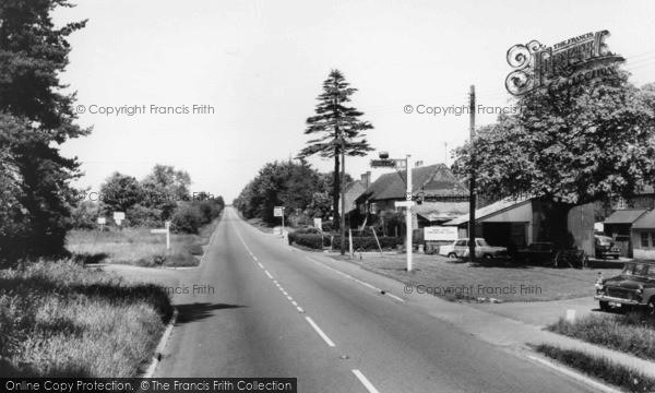 Photo of Chelwood Gate, Main Road 1964