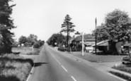 Chelwood Gate, Main Road 1964