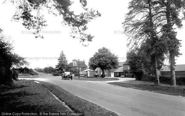 Chelwood Gate, Red Lion Hotel 1927
