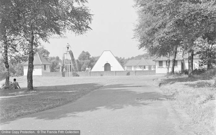 Photo of Chelwood Gate, The Camp c.1950
