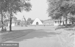 Chelwood Gate, The Camp c.1950