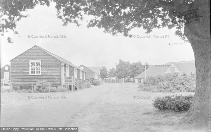 Photo of Chelwood Gate, The Camp Entrance c.1950