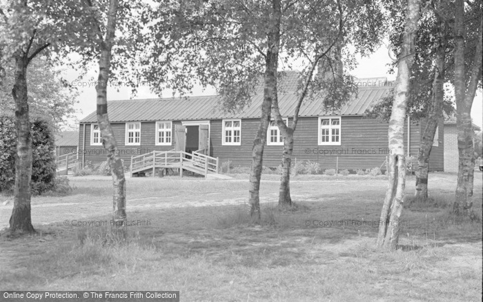 Photo of Chelwood Gate, The Dining Room, Isle Of Thorns Camp 1950
