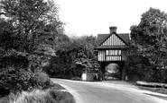Chelwood Gate, the Gateway 1928