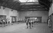 Chelwood Gate, The Gymnasium, Isle Of Thorns Camp 1950