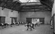 Chelwood Gate, the Gymnasium, Isle Of Thorns Camp c1955