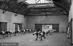 Chelwood Gate, The Gymnasium, Isle Of Thorns Camp 1950