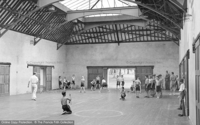 Photo of Chelwood Gate, The Gymnasium, Isle Of Thorns Camp c.1950